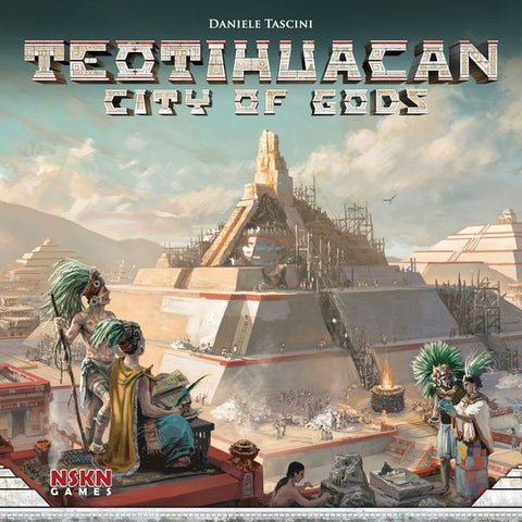 Teotihuacan City of Gods (restock expected on 9th April)