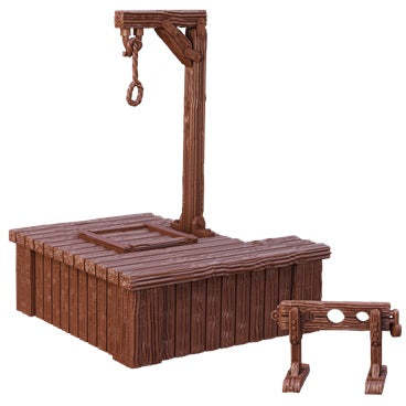 TerrainCrate: Gallows & Stocks (Retail Exclusive) (expected in stock on 15th January)