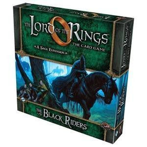 Lord of the Rings: The Black Riders Saga Expansion