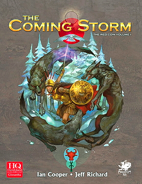 HeroQuest: The Coming Storm + complimentary PDF
