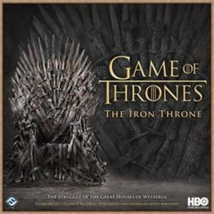 A Game of Thrones: The Iron Throne - Leisure Games