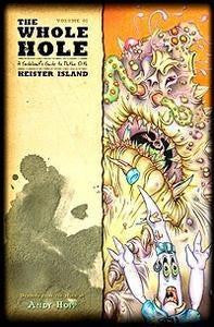 Savage Worlds Low Life: The Whole Hole: A Gadabout's Guide to Mutha Oith, Volume 01: Keister Island