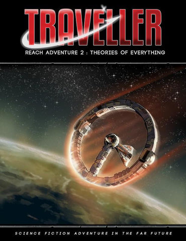 Traveller: Reach Adventure 2 - Theories of Everything + complimentary PDF