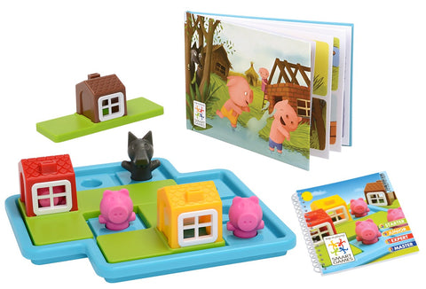 Three Little Piggies (deluxe)