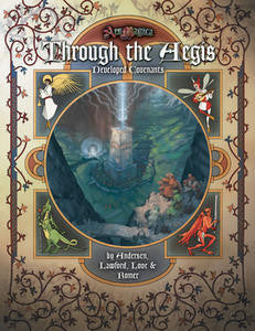 Ars Magica: Through the Aegis - Leisure Games