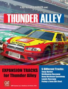 Thunder Alley Expansion Tracks