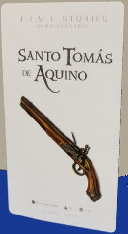 (T.I.M.E.) Time Stories:  Santo Tomas de Aquino - Leisure Games
