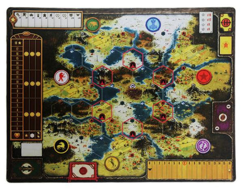 Scythe Neoprene Playmat (expected in stock on 11th December)