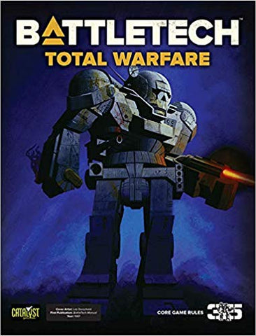 Battletech: Total Warfare Rulebook