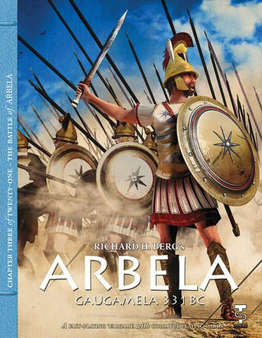 Arbela: Gaugamela, 331 BC - Leisure Games