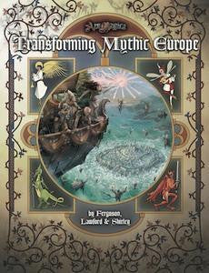 Ars Magica: Transforming Mythic Europe - Leisure Games