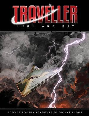 Traveller: Marches Adventure 1 - High and Dry + complimentary PDF