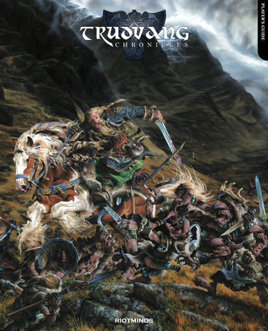Trudvang Chronicles: Player's Handbook (expected in stock on 21st August)