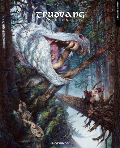 Trudvang Chronicles: Jorgi's Bestiary (expected in stock on 21st August)