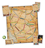 Ticket To Ride France & Old West: Map Collection