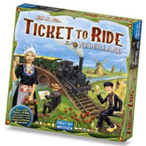 Ticket To Ride Nederlands: Map Collection