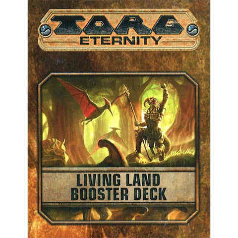 Torg Eternity: The Living Land Booster Deck