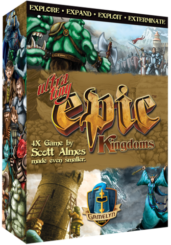 Ultra-Tiny Epic Kingdoms