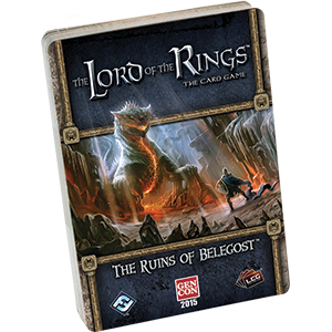 Lord of the Rings Card Game: The Ruins of Belegost Standalone Quest