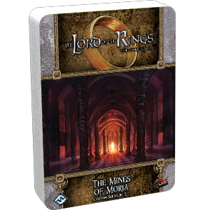 The Lord of the Rings: The Card Game - The Mines of Moria Custom Scenario Kit