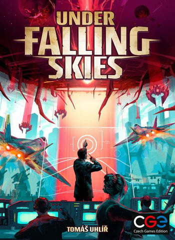 Under Falling Skies (pre-order, expected 2020)