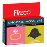 Fiasco: Unknown Monsters Expansion Pack - pre-order (expected Q1 2020)