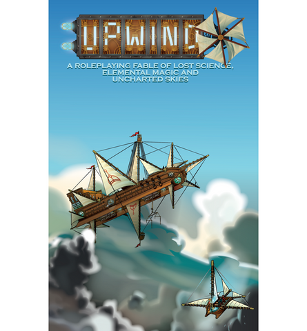 Upwind RPG + complimentary PDF