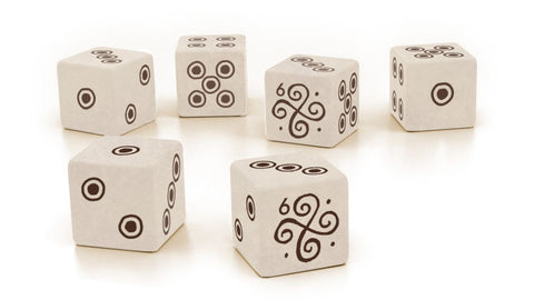 Vaesen Nordic Horror Dice Set (in stock now)