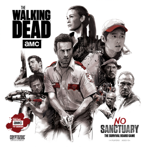 The Walking Dead: No Sanctuary (expected in stock on 27th March)