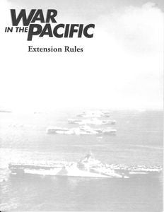 War in the Pacific Expansion Kit