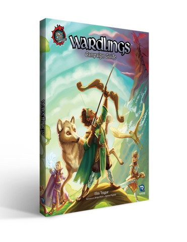 Wardlings Campaign Guide (Hardback) RPG