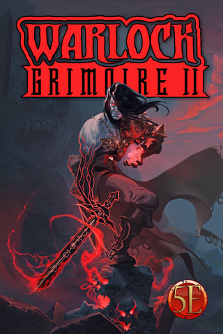 Warlock Grimoire 2: 5th Edition