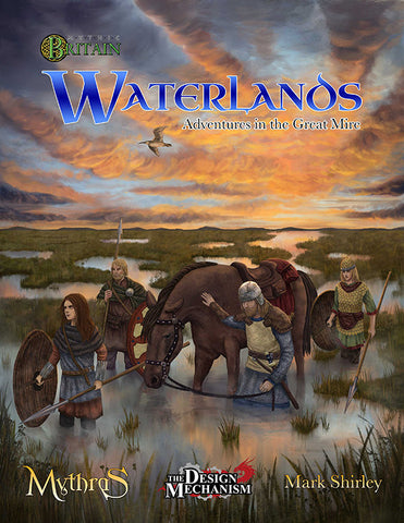 Mythras: Mythic Britain - Waterlands