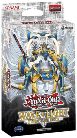 Yu-Gi-Oh! Structure Deck: Wave of Light