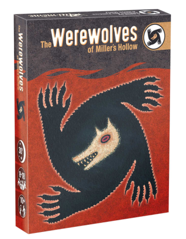 Werewolves of Miller's Hollow 2020 Edition (expected in stock on 13th April)