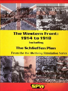 The Western Front: 1914 to 1918, including The Schlieffen Plan