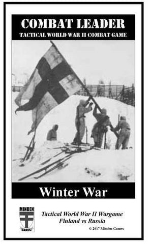 Combat Leader: Winter War - Leisure Games
