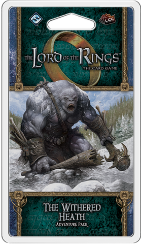 The Lord of the Rings: The Card Game - The Withered Heath