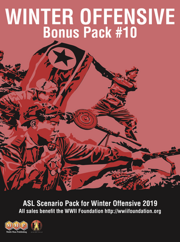 WO Bonus Pack #10: ASL Scenario Bonus Pack for Winter Offensive 2019