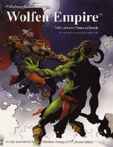 Palladium Fantasy: Wolfen Empire
