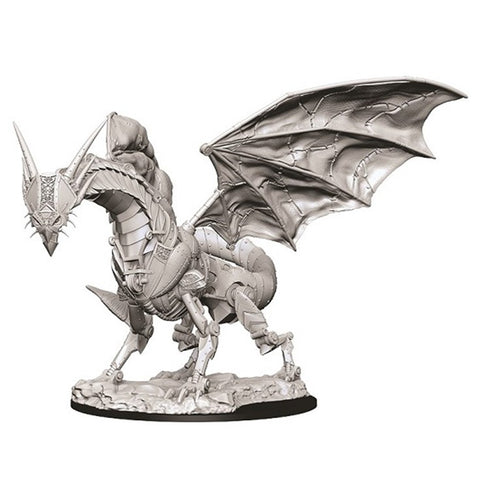 WZK73725: Clockwork Dragon: Pathfinder Deep Cuts Unpainted Miniatures (W9)