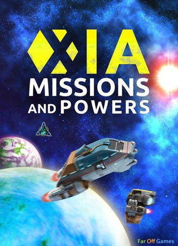 Xia: Legends of a Drift System - Missions & Powers