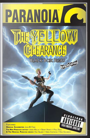 Paranoia: The Yellow Clearance Black Box Blues (remastered)