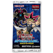 YGO Speed Duel: Trials of the Kingdom booster