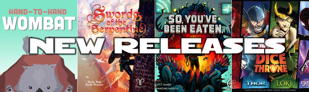New and Recent Games Releases