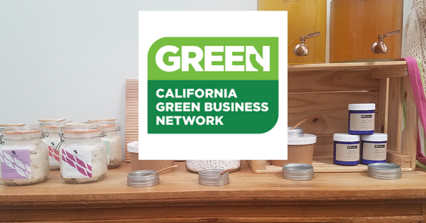 We're a Certified California Green Business!