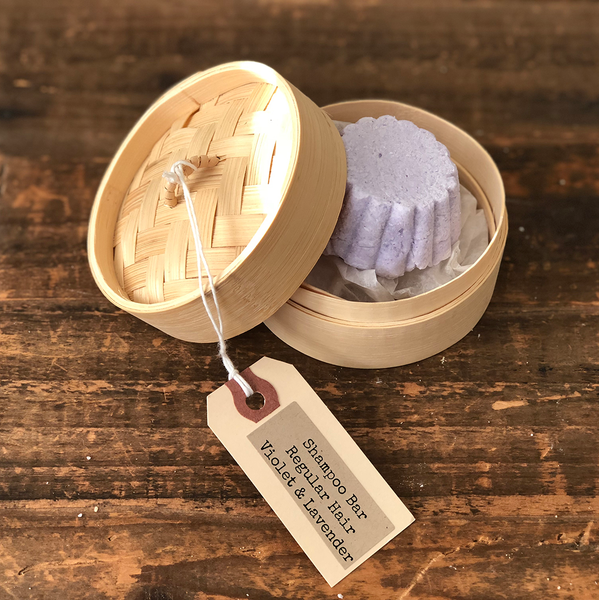shampoo bar zero waste