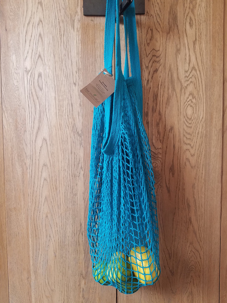 zero waste cotton produce bag sac