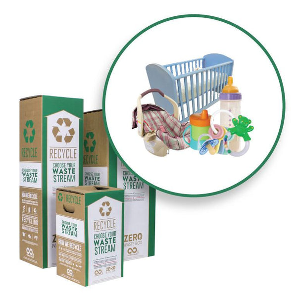 terracycle baby gears recycling box