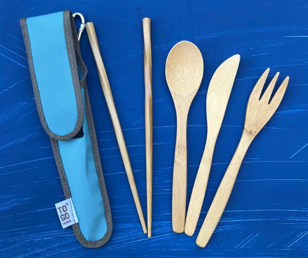 togoware bamboo utensils